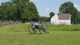 Gaines Mill Cannon