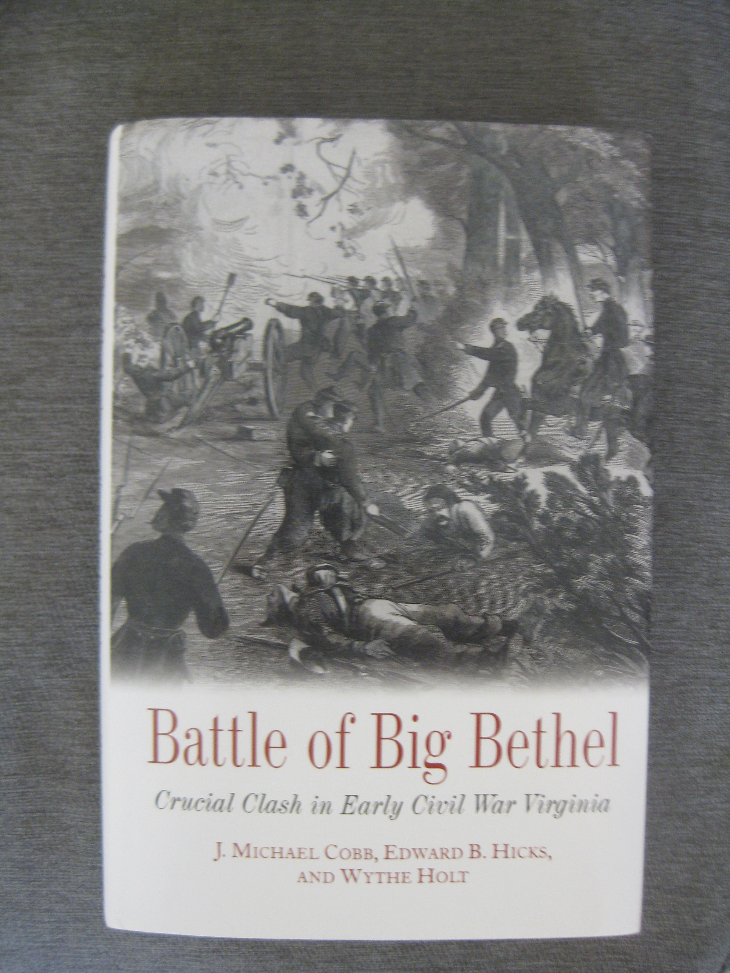 Review Battle Of Big Bethel Crucial Clash In Early Civil