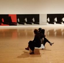 MOCA Andy Warhol Shadows photos by Rhonda P. Hill (6), edited