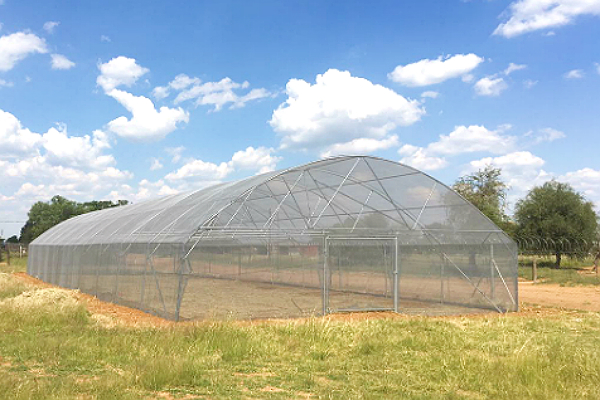 standard size, greenhouse shade net tunnel