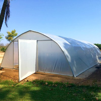 Greenhouse solutions, hoppy tunnel, plastic tunnel, new generation emerging farmers