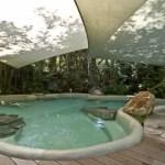 Relax at Glacier Hot Pools