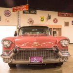 1958 Cadillac Fleetwood at the Tupelo Automobile Museum
