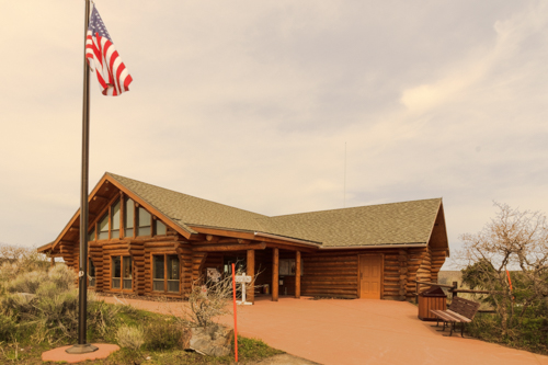 Visitor Center at the Black Canyon of the Gunnison National Park