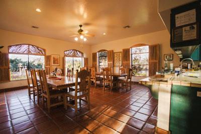 Dining Room at Casa de San Pedro