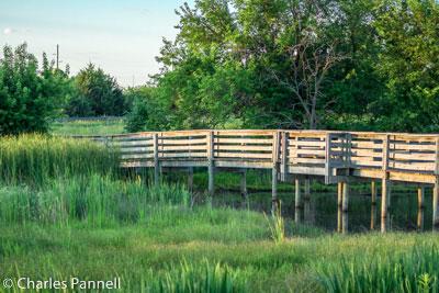 The Quail Trail at at Chisholm Creek Park