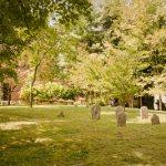 Revolutionary cemetery in Dandridge