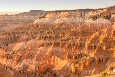 View from Point Supreme at Cedar Breaks National Monument