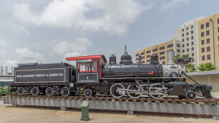Galveston Museum Offers a Peek at Railroad History