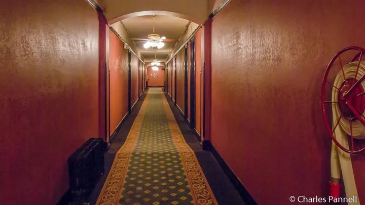 America's most haunted hotel - The Crescent Hotel in Eureka Springs, Arkansa