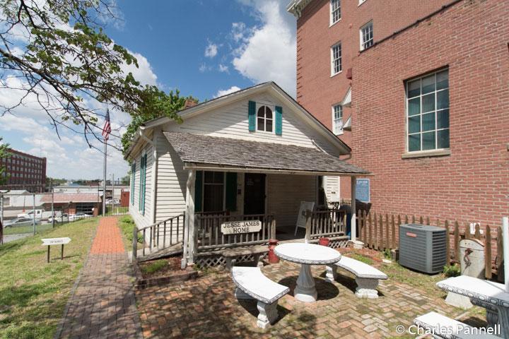 The Jesse James Home