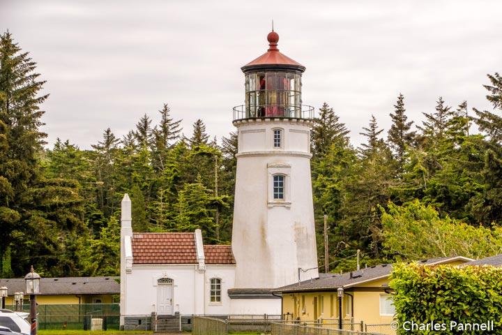 The Umpqua River Lighthouse