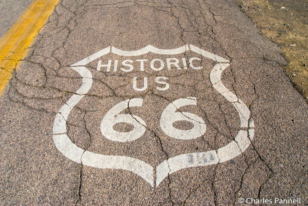 Or perhaps you'd prefer to soak up some Route 66 history in nearby Kingman.