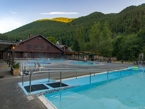 Accessible Washington Hot Springs