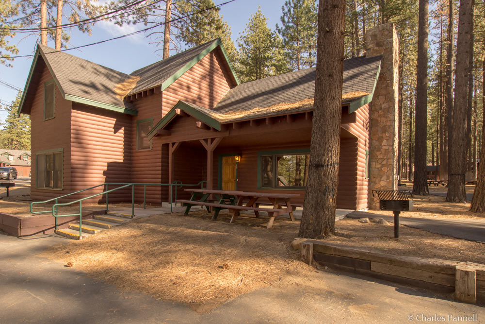 A Wheelchair-Accessible  Lake Tahoe Escape