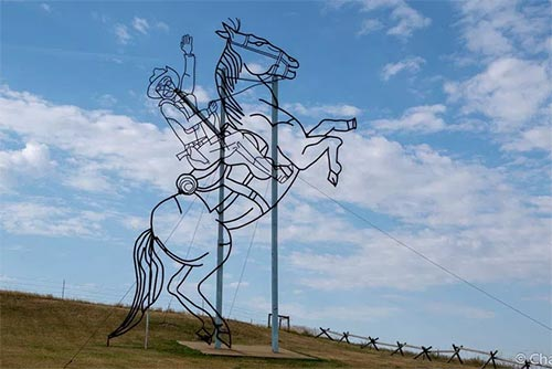 Along The Enchanted Highway