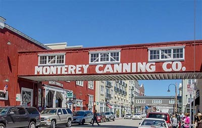 Walking In Steinbecks Footsteps On Montereys Cannery Row