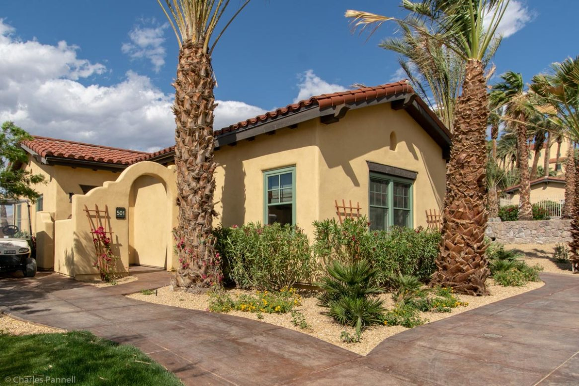 New Wheelchair-Accessible Casitas at Historic Death Valley Property