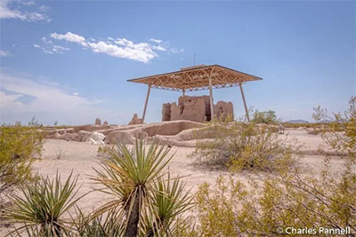 Vestiges of a Lost Civilization Linger in the Arizona Desert