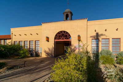 An Arizona Desert Retreat with a Purpose