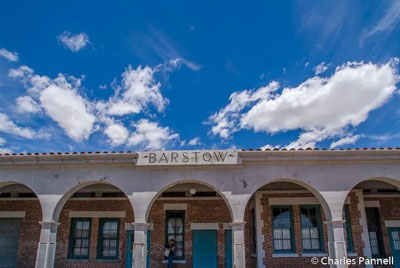 Step Back in Time at Historic Barstow Harvey House