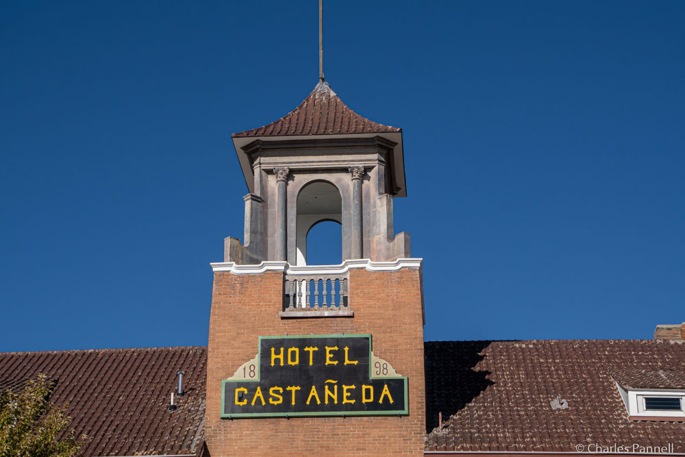 Historic Castaneda Hotel Harvey House Reopens