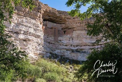 Ancient Arizona Cliff Dwellings Offer a Window into the Past