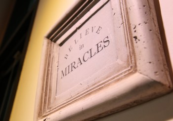 Miracles – The Kingdom Of Heaven Revealed