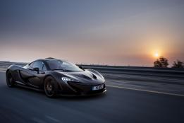 Production of the McLaren P1™ comes to an end 4