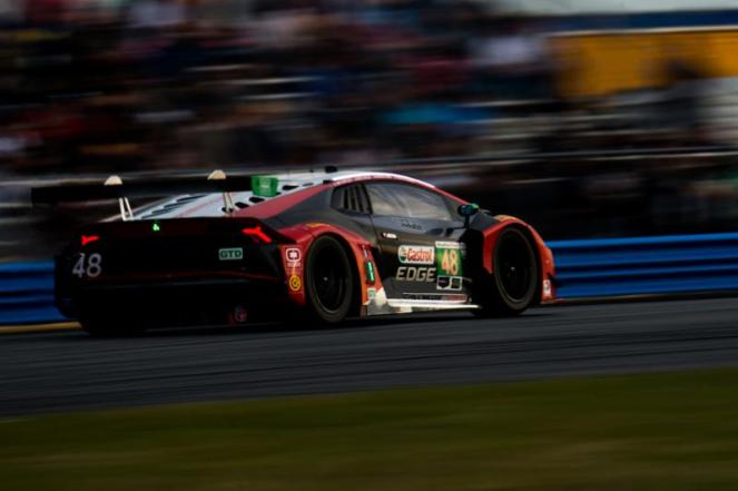 Car No. 48 - 24 Hours at Daytona - Lamborghini Squadra Corse