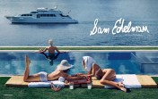 Sam Edelman Spring 2016 Advertising Campaign featuring the Gigi Sandal (PRNewsFoto/Sam Edelman)