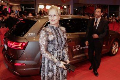 """Meryl Streep - Film """"Hail, Caesar!"""", Berlinale Palast in Berlin"""