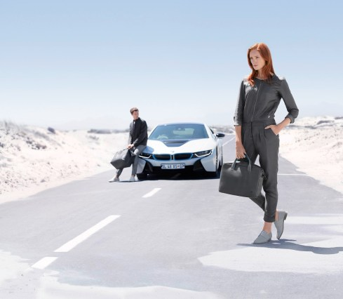 Emerging Magazine - BMW 2016 Luggage Collection