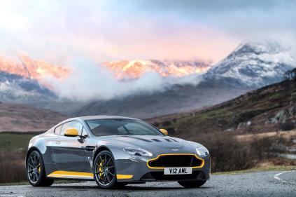 Emerging Magazine - V12 Vantage S Now With Manual Transmission