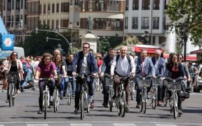Los ciclistas chilenos requieren una ciudad más segura para transitar
