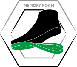 View balanced active movement memory foam
