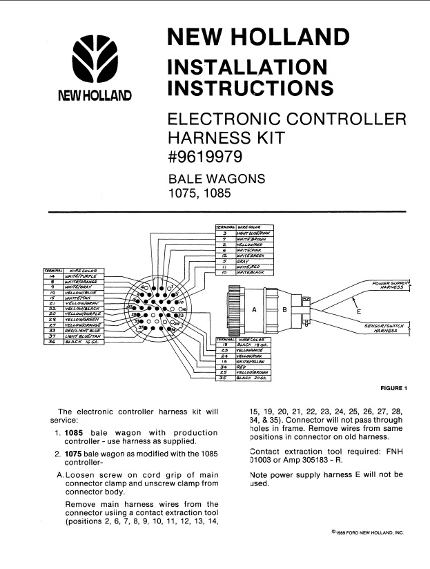 1jz Electronics Harness Looms Manual Guide