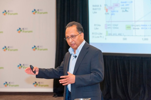 Rajan Rajendran at the E360 Forum