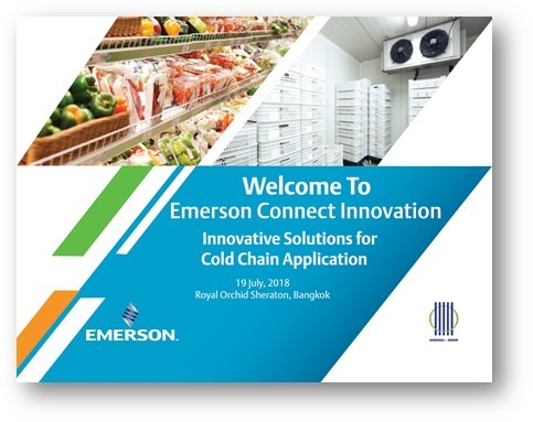 Innovative Solutions for cold chain application