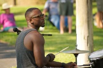 Island Soul drummer