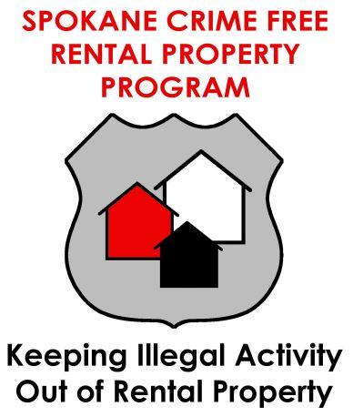 Crime Free Rental Property