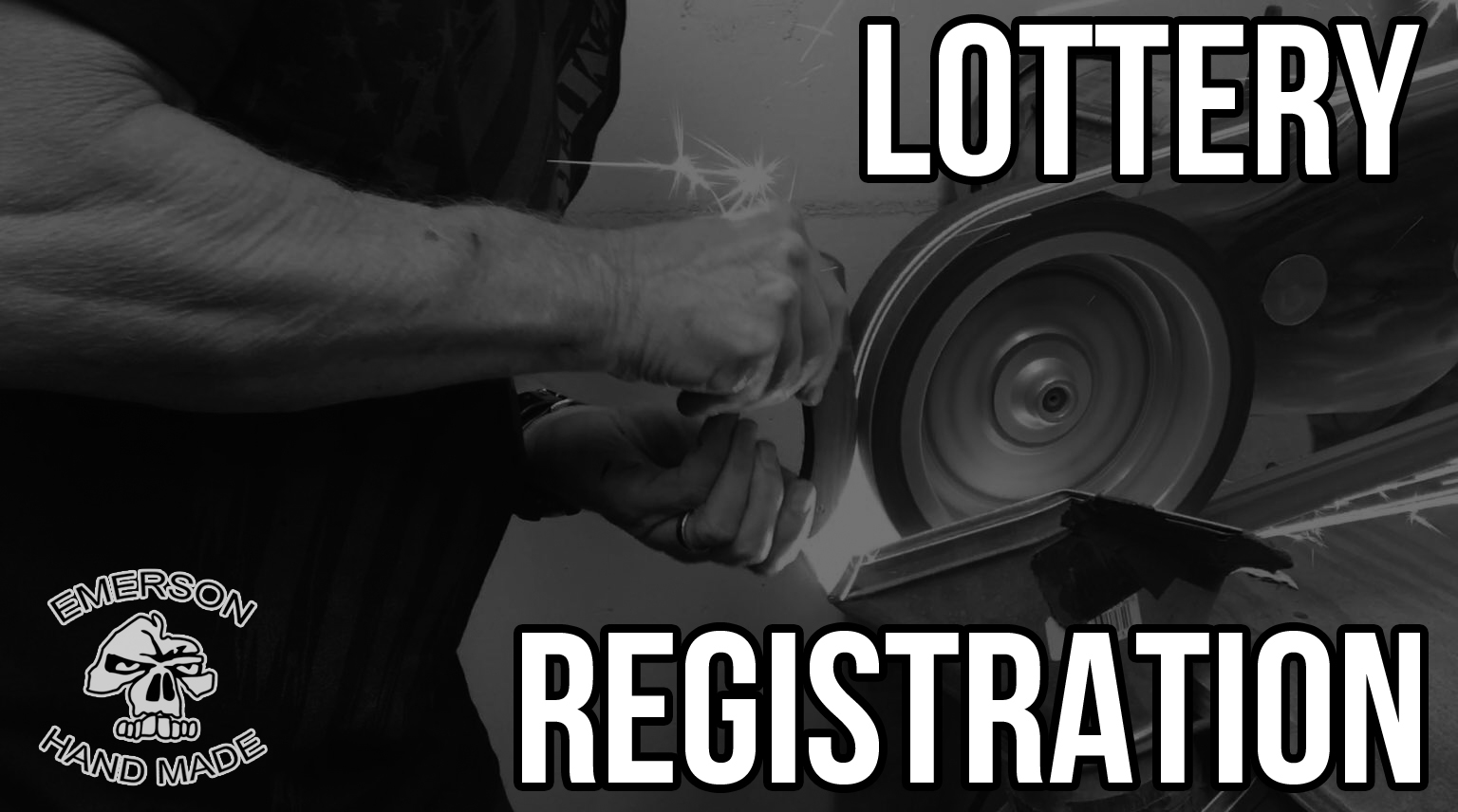 lottery Registration and auction image