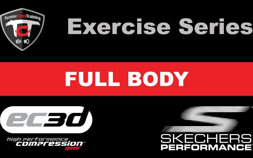 Turnier CrossTraining Exercise Series: Full Body Workout 1
