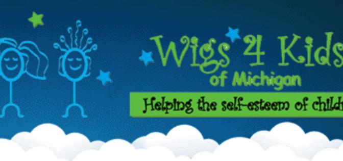 Maggie Varney: Wigs 4 Kids