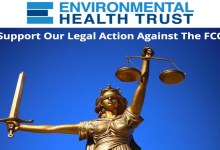 Photo of Devra Needs Our Help for Environmental Trust's Legal Action against the FCC