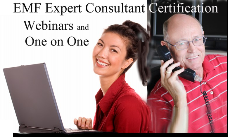 Photo of How To Become a Credentialed EMF Consultant in 9 Weeks