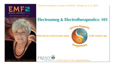Photo of How Can Electrosmog be Bad for Us and Electrotherapy be Good?