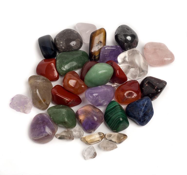 Red Jasper healing stones