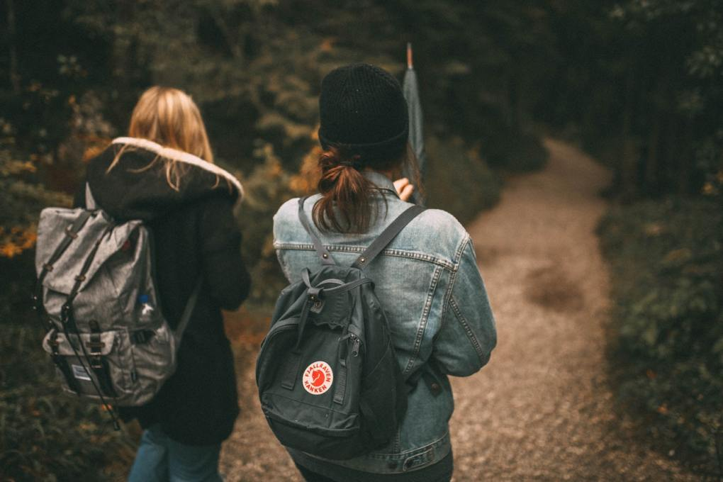 nature walks benefits