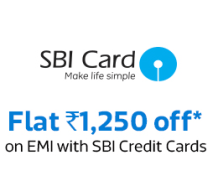 SBI Credit card Offer [expired]